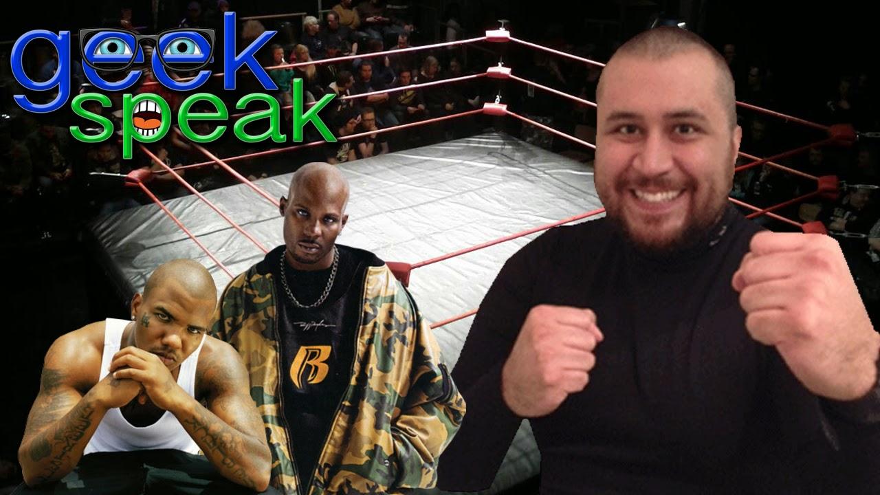 George Zimmerman vs DMX Full Match