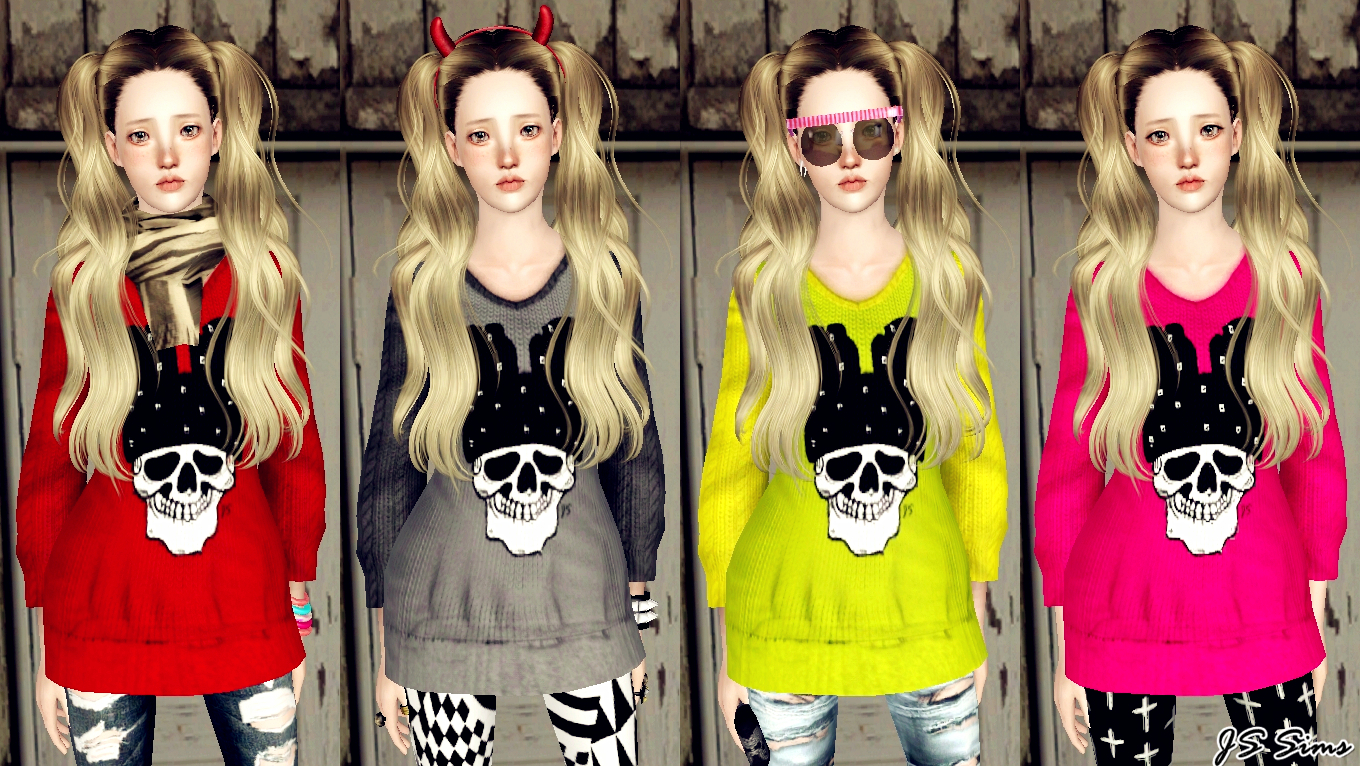 Sims 3 Sweater