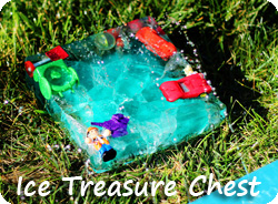 Ice Treasure Chest