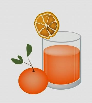 عصير البرتقال هو مشروب صحي لانقاص الوزن. هو معروف بفيتاميناته القوية وأنه من المواد المضادة للاكسدة