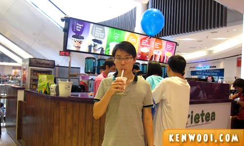 paradigm mall chatime