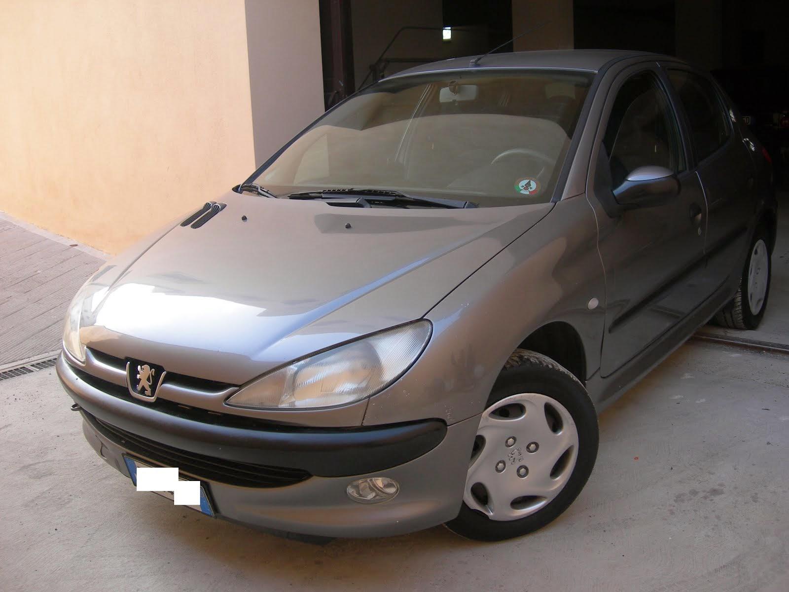 Peugeot 206 1.4 Metano con clima -stereo usb -metano già revisionato - Anno 2000