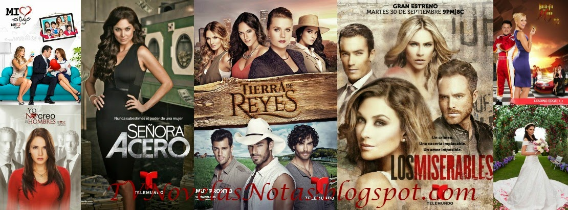 SECRET VIDA - Noticias de TV y Novelas