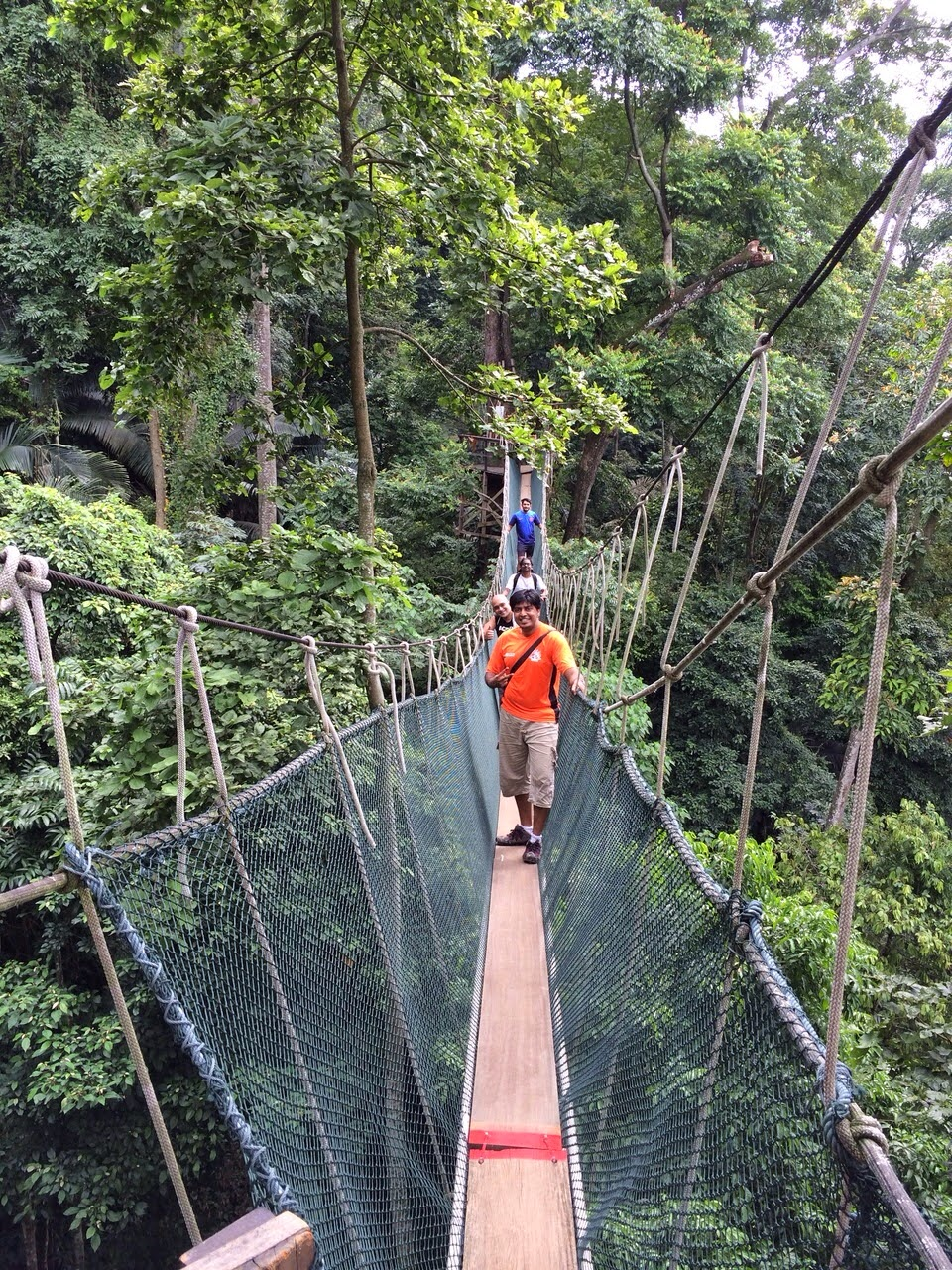 Everyone enjoyed the hike and the canopy walk and we all agreed that it was a Sunday morning well spent. & The Kuala Lumpur Bar Blog | Beta: Canopy Walk at FRIM on 30 ...