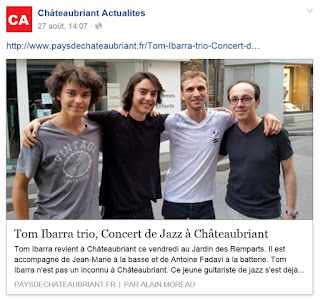 http://www.paysdechateaubriant.fr/Tom-Ibarra-trio-Concert-de-Jazz-a-Chateaubriant_a9416.html