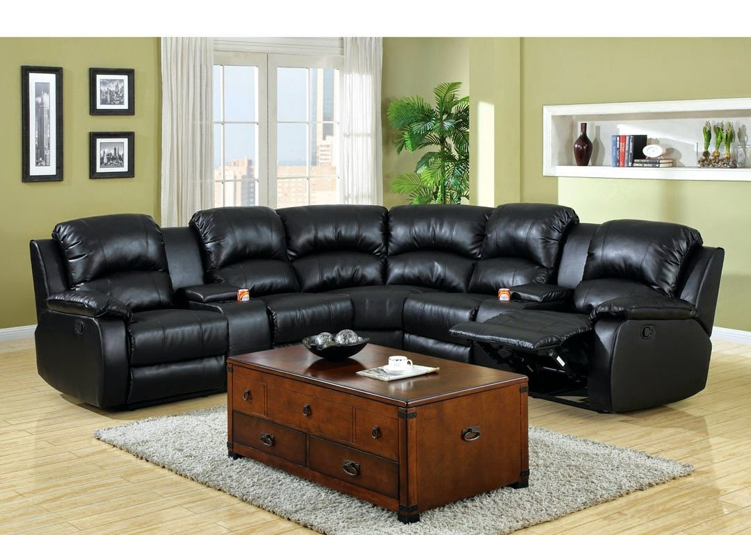 Sectional Reclining Sofas For Small Spaces