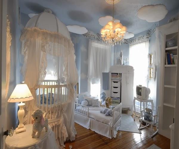 Les décoration chambre bébé blog