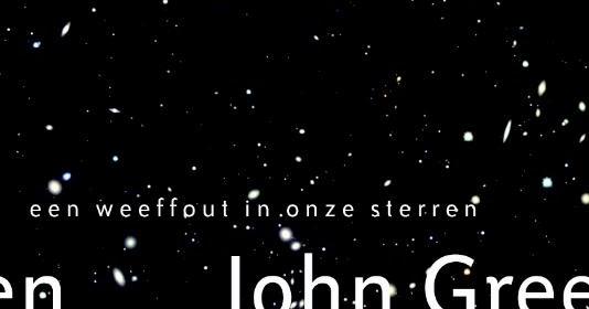 Citaten Uit Een Weeffout In Onze Sterren : Onder woorden een weeffout in onze sterren