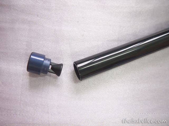 Sharpener at the end of Elianto Long Wear Eyeshadow Stick