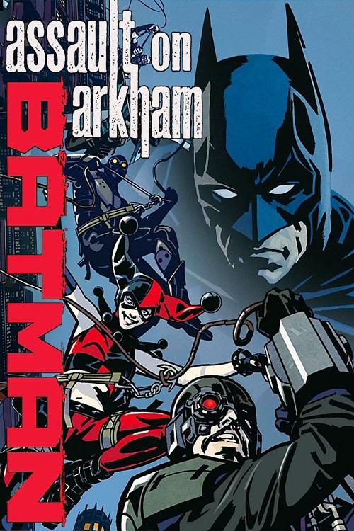 Batman: Arkham'a Saldırı (2014) Film indir