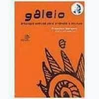 capa do livro Galeio - Antologia Poética para Crianças e Adultos