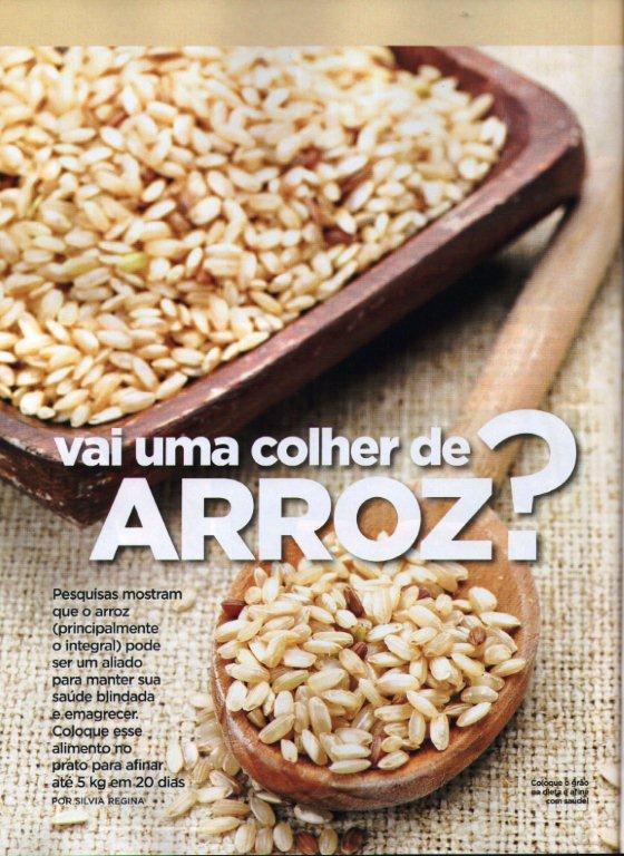 Dra fernanda granja nutricionista funcional tipos de arroz for Cocinar 6 tipos de arroz