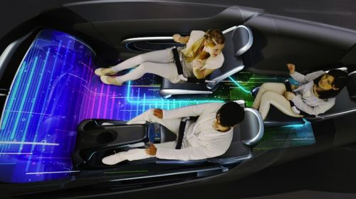 سيارة تيوتا الاختبارية الجديد2014