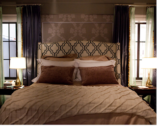It is a very popular and comfortable design of padded bedhead. A strong and elegant investment piece to have.