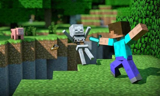 تحميل لعبة ماين كرافت للماك Minecraft for Mac
