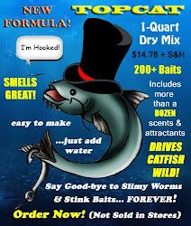 Premium Catfish Dough Bait Mix