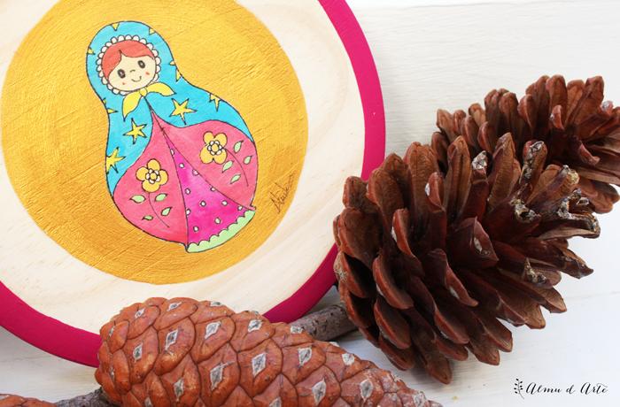Cómo pintar sobre madera con acuarela