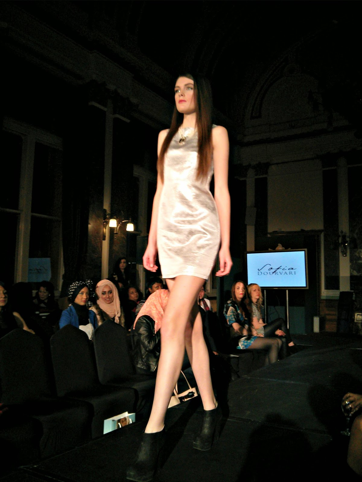 Style Lingua Fashion Birmingham International Fashion Week End