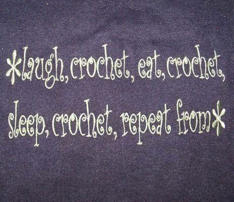 Crocheting Quotes : Quotes About Crocheting. QuotesGram