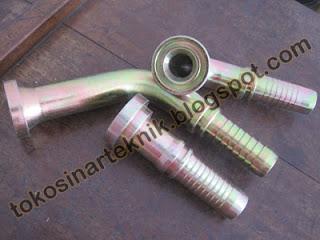 Nepel/Fitting PH, umum digunakan pada alat berat CATERPILLAR