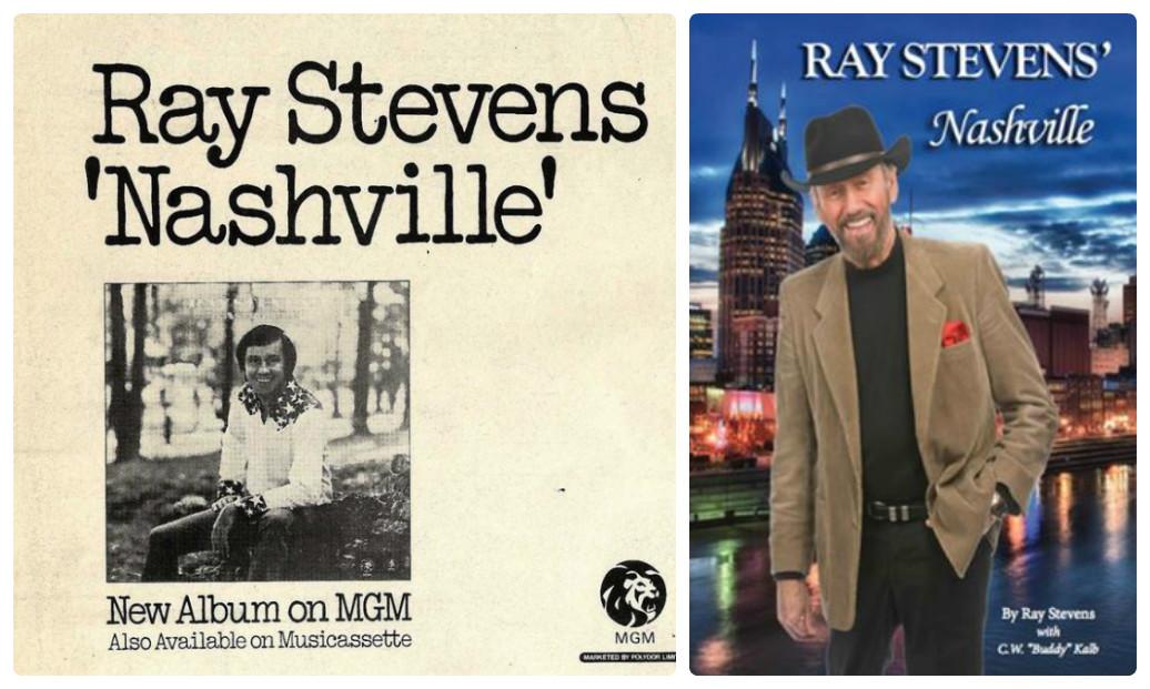 Ray Stevens Music Journey November 2015
