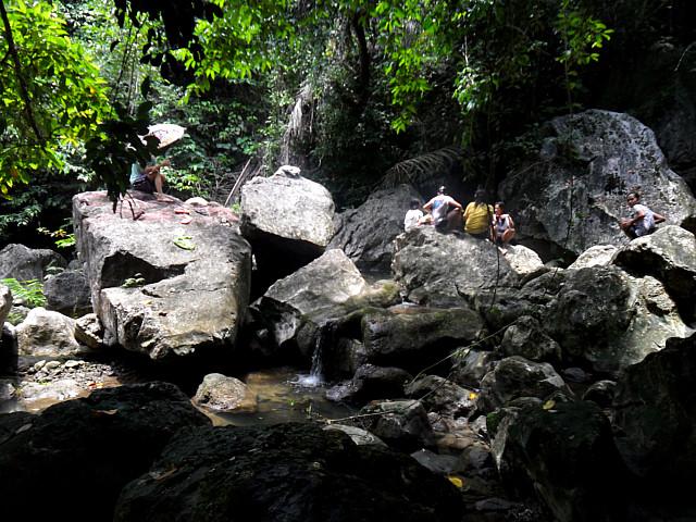 sayao falls