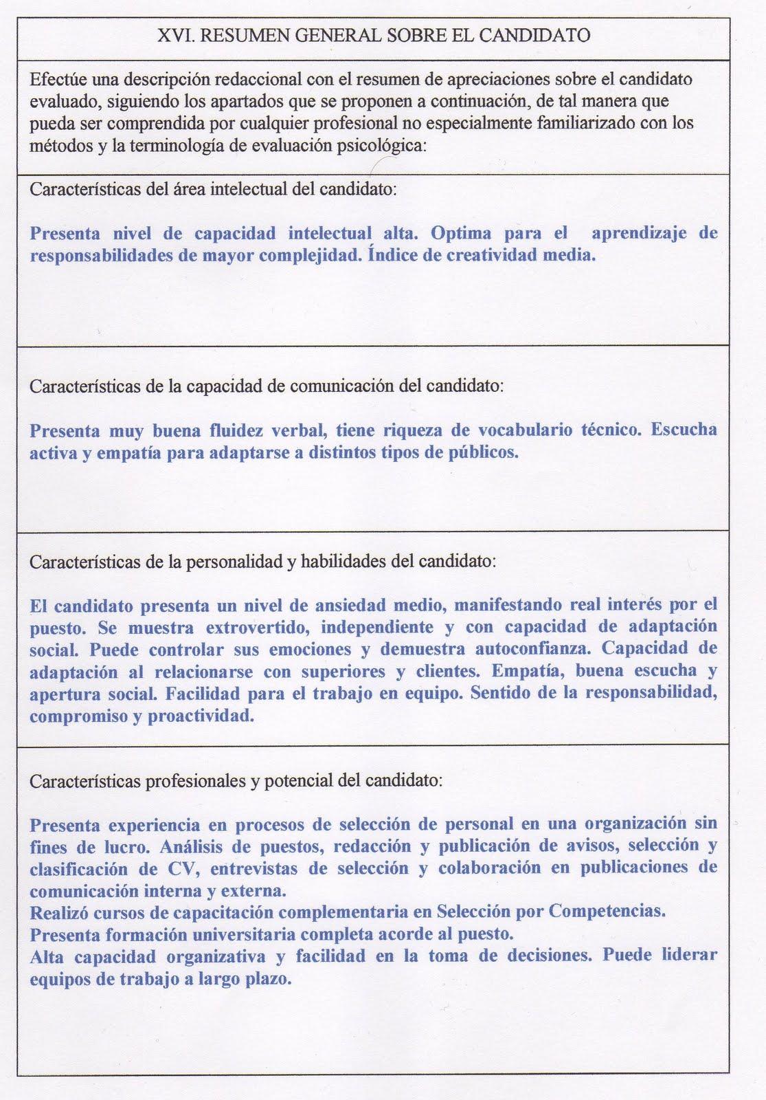 Acción y Efecto-Recursos Humanos: 2011
