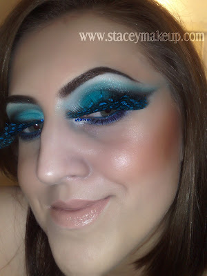 butterfly eyes makeup