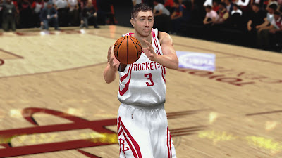 NBA 2K13 Omer Asik Rockets Realistic Face Update