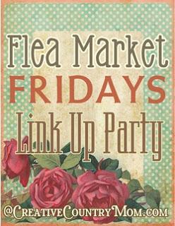 Flea Market Fridays Link Up Party