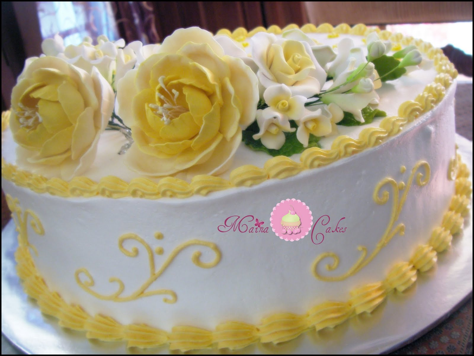 Cake Images With Name Kamal : Maina Cakes: :: 28MAY AIN & KAMAL
