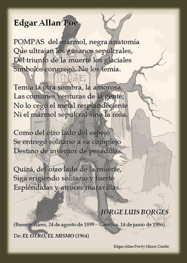 Poemas juveniles de Edgar allen poe