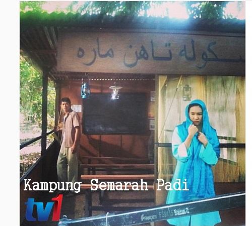 Sinopsis drama Kampung Semarah Padi TV1 Slot Murni, pelakon dan gambar drama Kampung Semarah Padi TV1, Kampung Semarah Padi episod akhir – episod 13