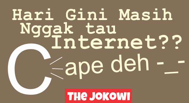 Apa arti, artinya, pengertian, yang dimaksud internet Online?