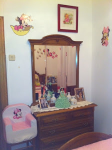 Decoración con Minnie bebé