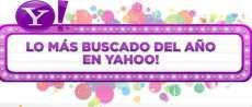 Lo más buscado del 2011 en Yahoo! lo más buscado del año 2011 en Yahoo!