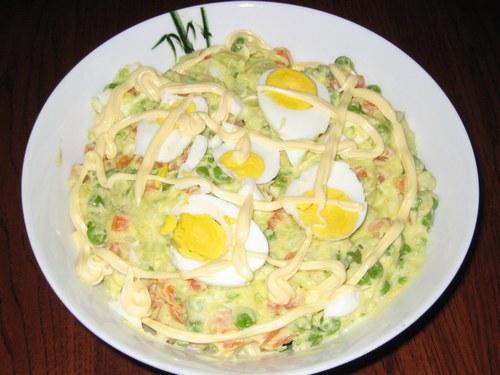 De cocinetas ensaladilla rusa for Cocinar ensaladilla rusa