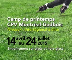Camp de printemps CPVMG