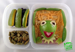 Muppets easy kids lunch