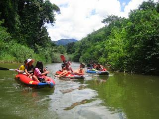 Khao Sok River - Thailand