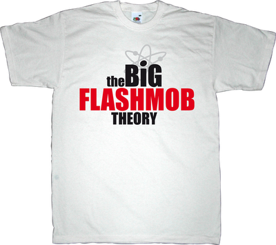 The Big Bang Theory tv show sheldon Cooper t-shirt ephemeral-t-shirts