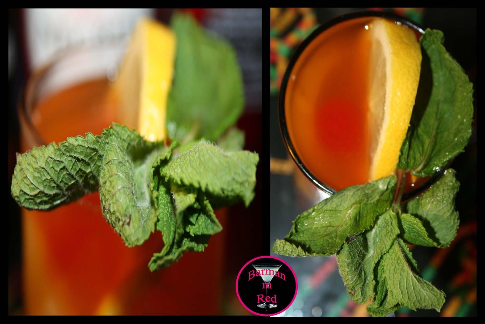 C mo decorar c cteles y bebidas iv hierbabuena menta y for Adornos para cocteles