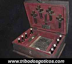 estacas,caça vampiros,kit