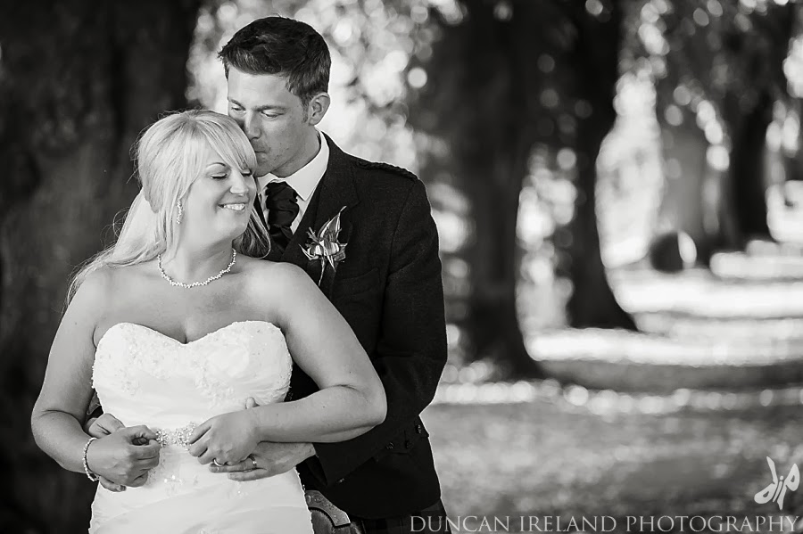 Crichton Campus Wedding Dumfries Galloway Duncan Ireland Photography