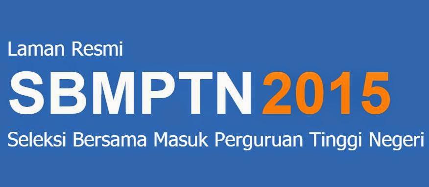 Jadwal dan Tata Cara Pendaftaran SBMPTN 2015