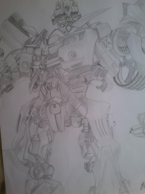 Transformers - Bumblebee (desenho)