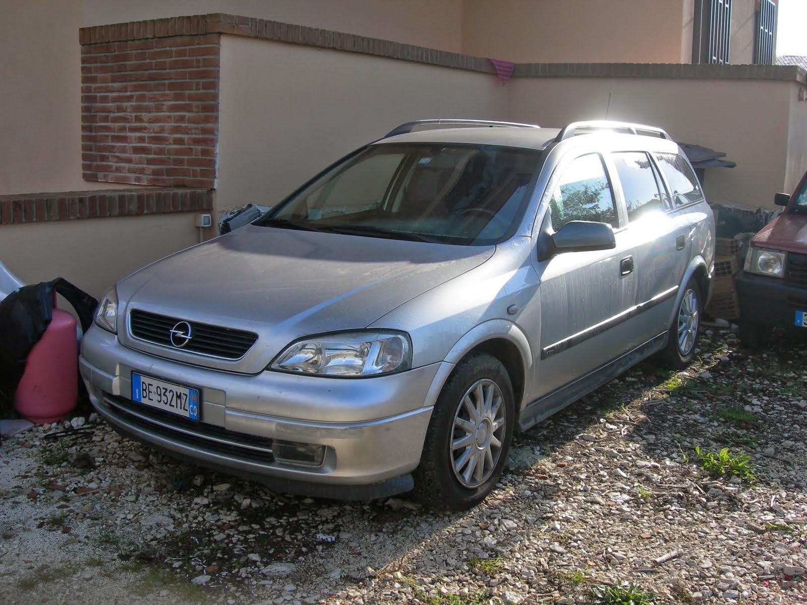 Opel Astra 1.4 GPL BRC Anno 1999 Unico prop.100.000km  Prezzo 2.000,00 Euro