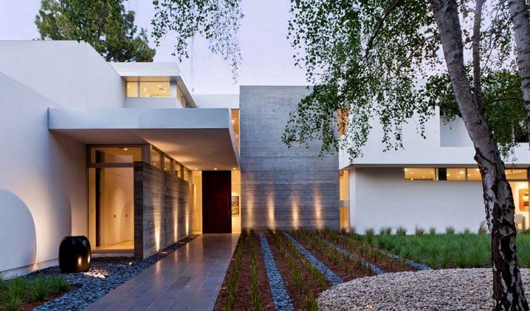 casa ara diseo minimalista by swatt miers architects arquitexs