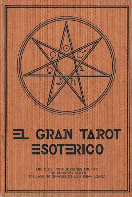 El Gran Taror Esotérico de Maritxu Guler