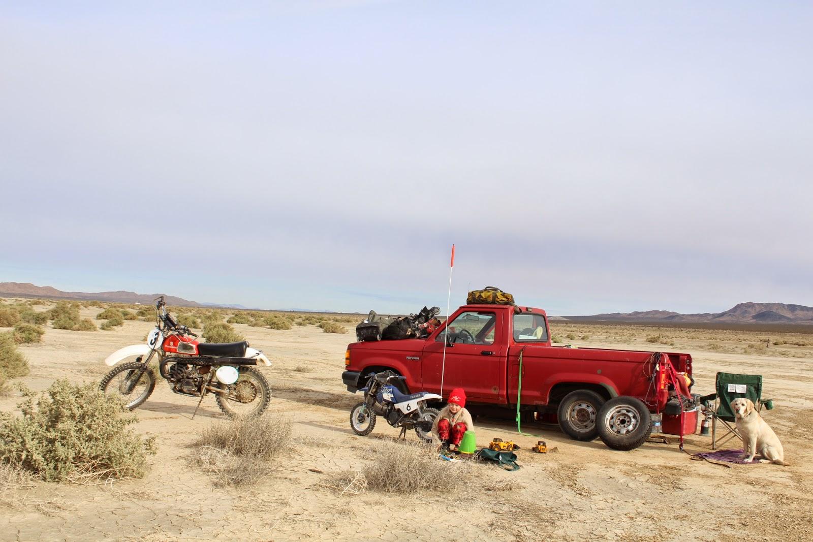 el mirage dry lake bed racing - photo #4